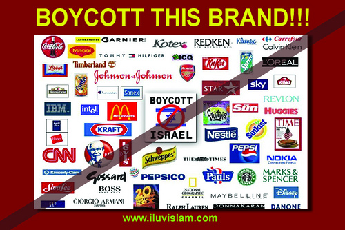 boycot this brand